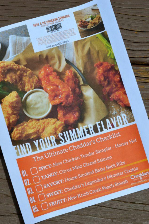 summer flavors