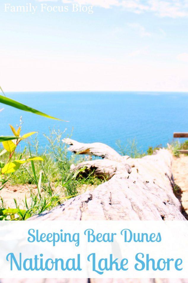 Sleeping Bear Dunes Lake Michigan