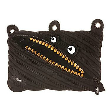 monster pencil pouch