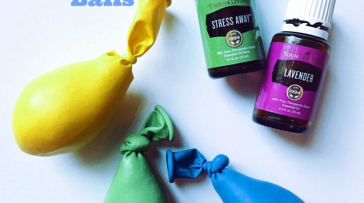How To Make Aromatherapy Stress Relieving Balls