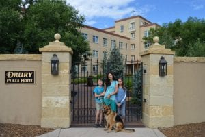 Drury Plaza Hotel Santa Fe: Pet Friendly And In Beautiful Downtown Santa Fe