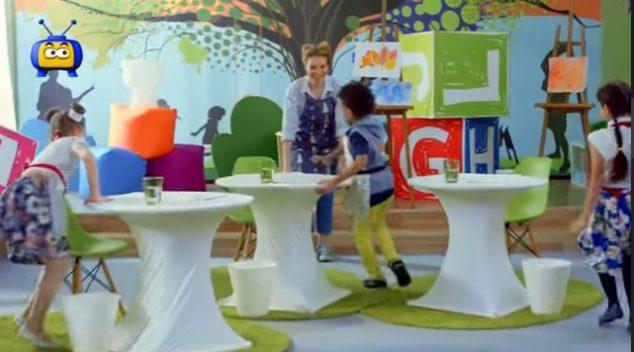 YouTube Kids Channel: KIDDO TV