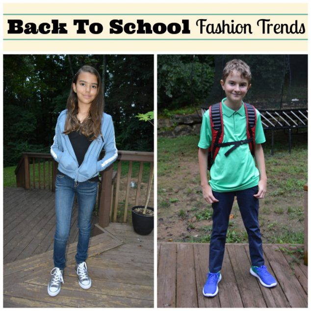 back to school fashion trends