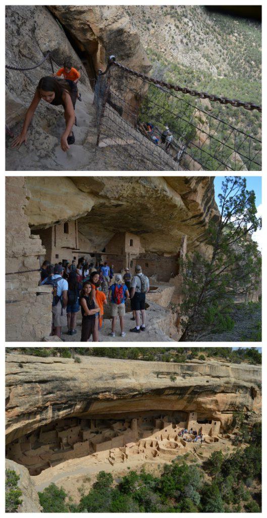 cliff dwelling mesa verde