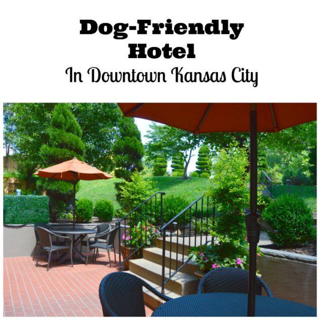 dog friendly hotel kansas city