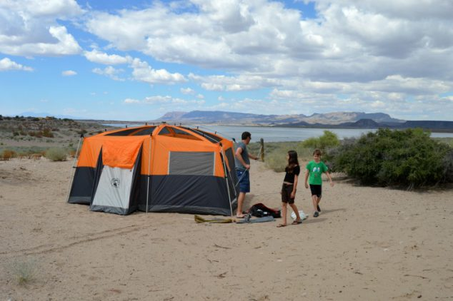 elephant butte camping new mexico
