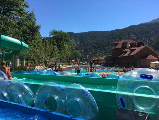 glenwood springs hot springs pool