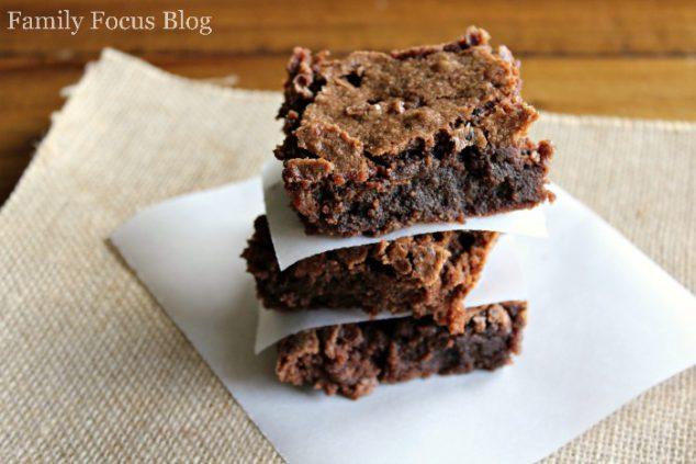 best homemade brownies scratch Gluten Free