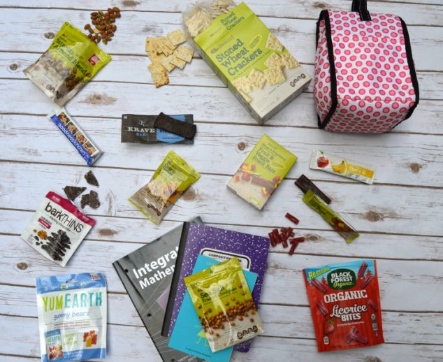 healthy school snacks kids