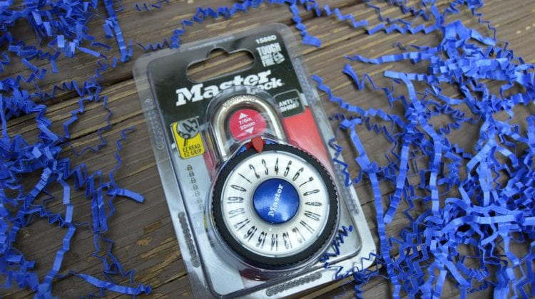 Introducing A New, Large Number Magnification Combination Lock