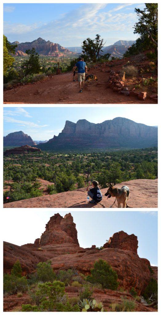 southwest road trip itinerary- Sedona Arizona hiking