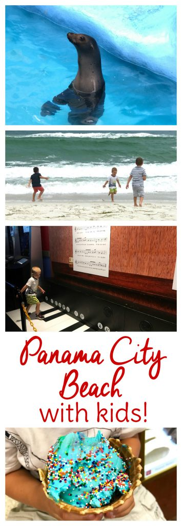 There's plenty of things to do in Panama City Beach with kids. That's what makes it one of the best Gulf Coast beaches for families! They'll never be bored even if the weather is bad. Check out these things to do in Panama City Beach with kids during your next visit.