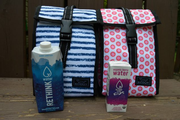 Try A Sustainable Water Carton From Rethink Water