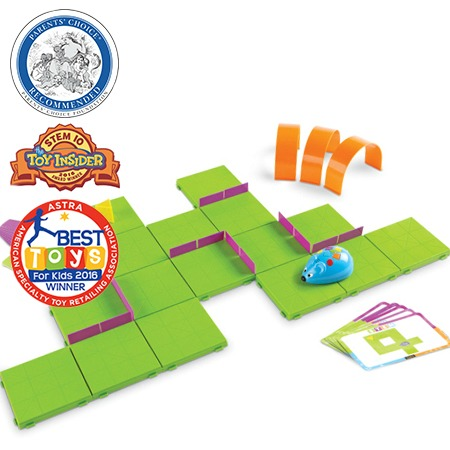 Learning Resources Code Go Robot Mouse Activity Set