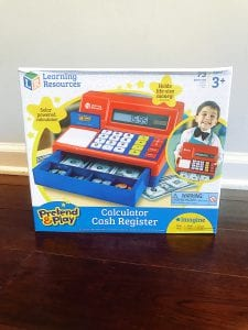 Toy Cash Register: Review and Giveaway