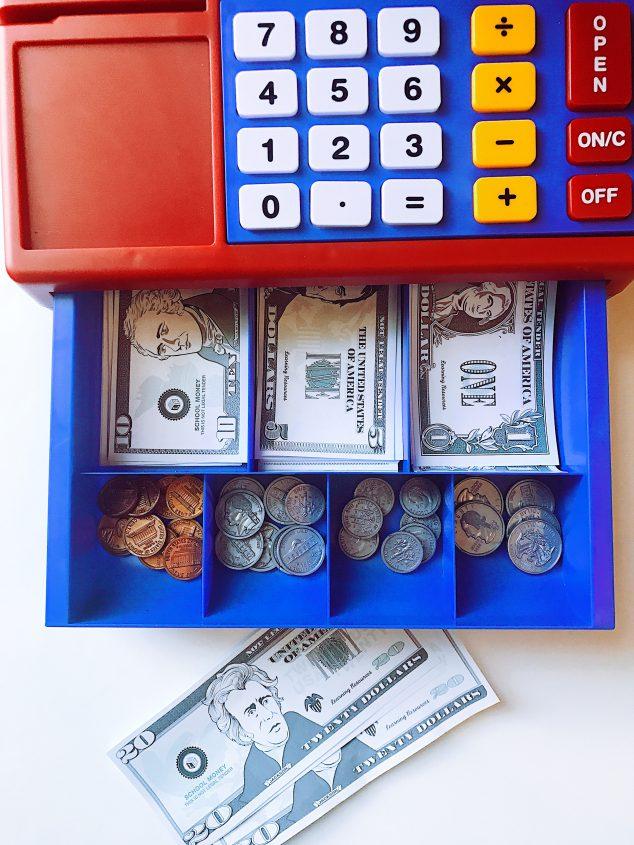 best kids cash register