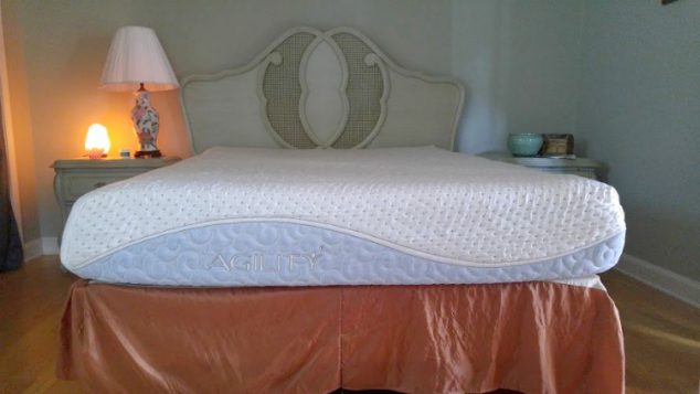 agility hybrid mattress review
