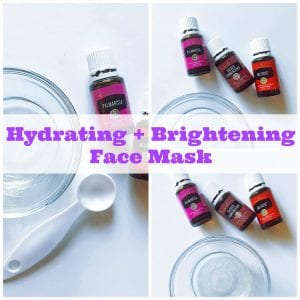 DIY Face Mask For Acne And Soothing Redness