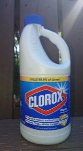 Clorox Bleach Uses