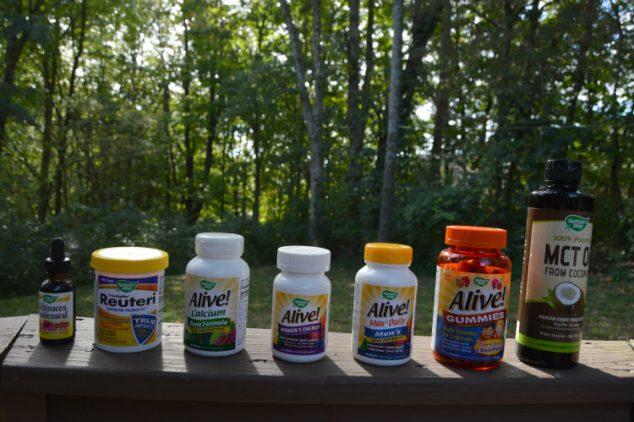 Nature Way Vitamins