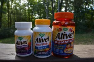 Nature's Way Alive Vitamins And 3 Other Products To Keep Your Family Healthy