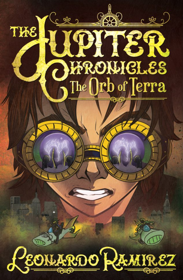 The Orb of Terra Science Fiction Books Kids