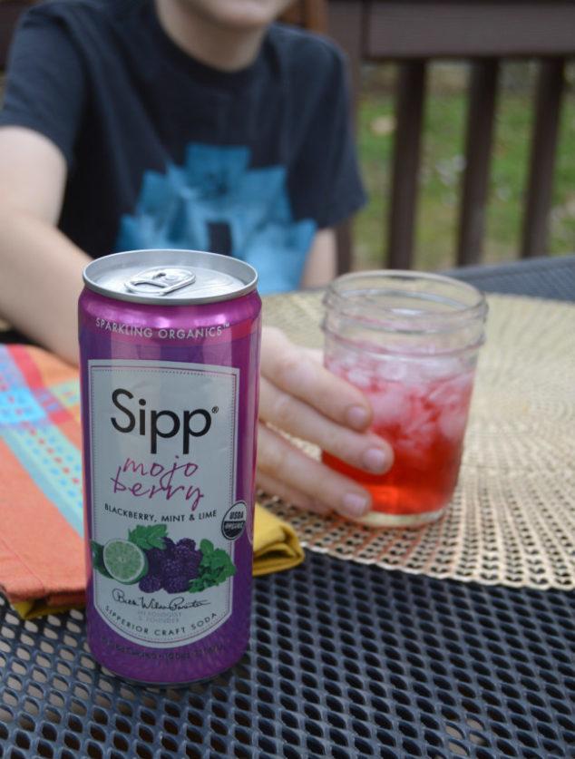 Sipp Sparkling Organics