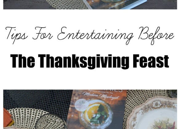 Pre-Thanksgiving Feast Entertaining Tips