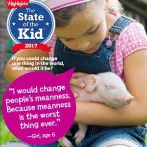 World Kindness Day 2017- If Kids Could Change One Thing