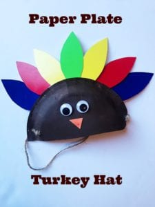 Try This Darling Paper Plate Turkey Craft To Keep The Kids Busy!