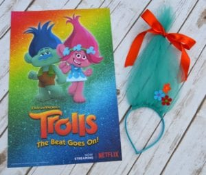How To Make Troll Hair Headbands- A DreamWorks Trolls Craft