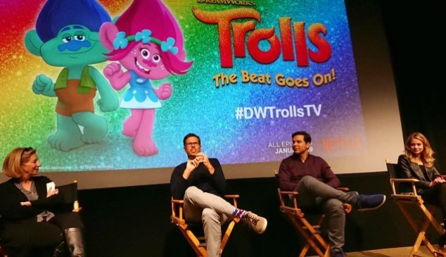 Trolls Beat Goes On Voice Actors