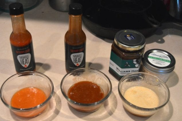 chicken wing sauce recipes
