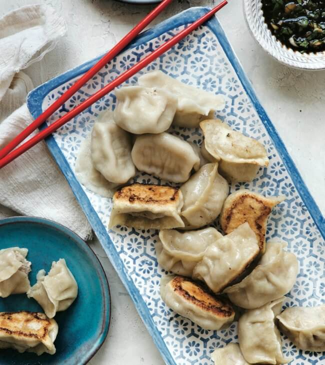 Chinese Dumplings Recipe From Chinese Soul Food