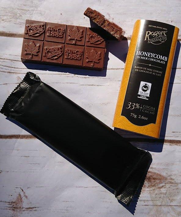 Honeycomb Chocolate