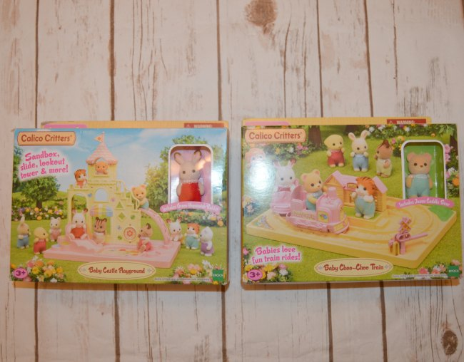 calico critters toys giveaway