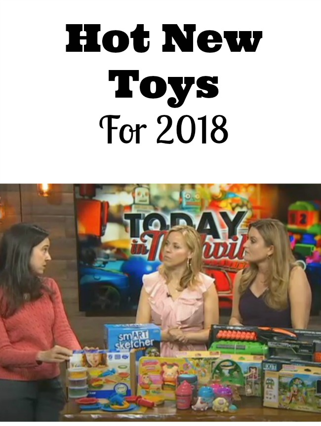 Toys For Kids 2018 : Hot toys for kids from the toy fair family focus