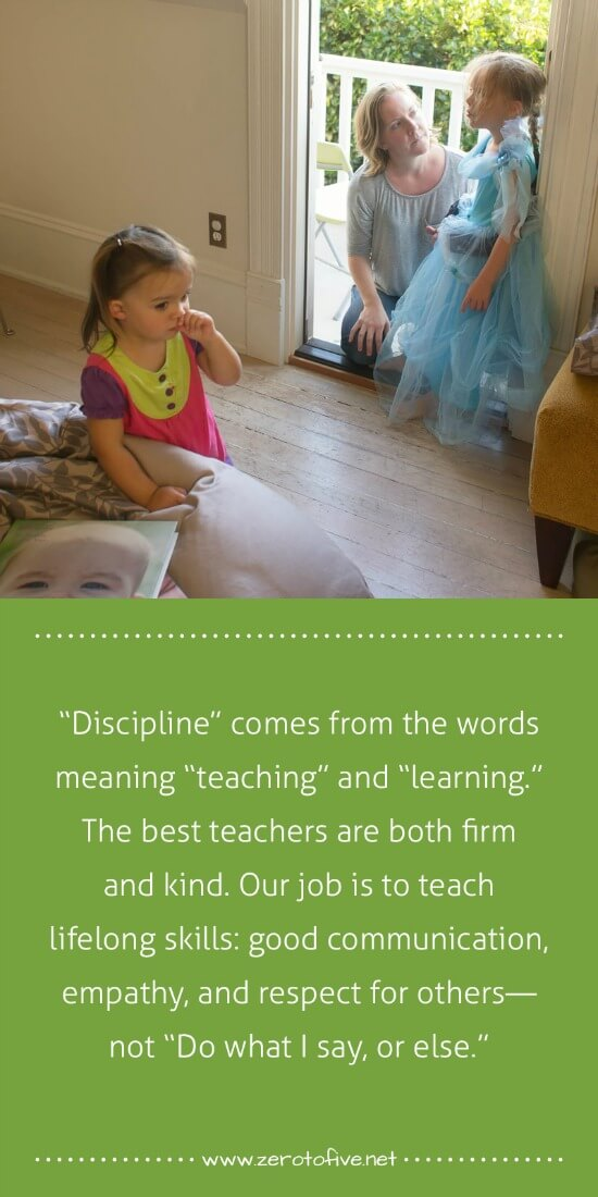 The Difference Between Discipline And Punishment  Family -7981