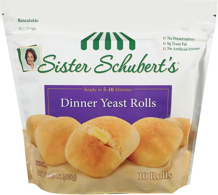 best frozen dinner rolls