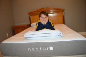 NECTAR Sleep Mattress Review And Giveaway