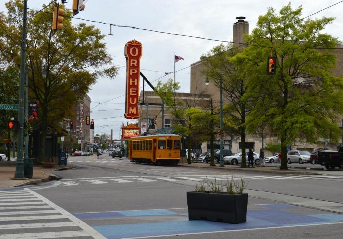 Memphis Street Car