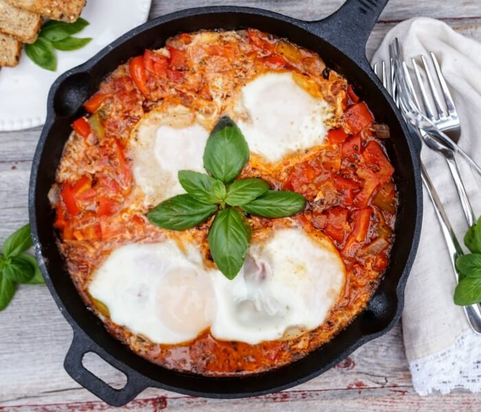 Easy Shakshuka Recipe And Foods That Boost Fertility