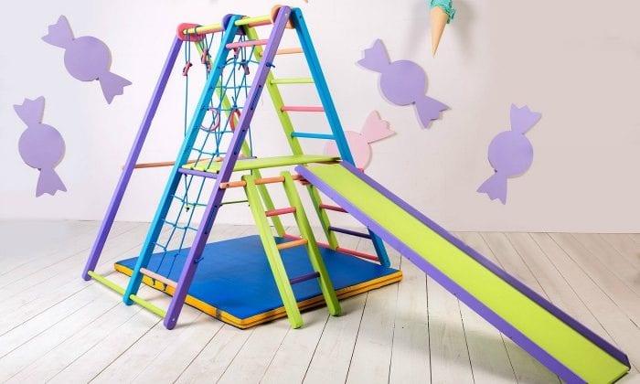 EZPlay Indoor Playground Kids Will Flip For