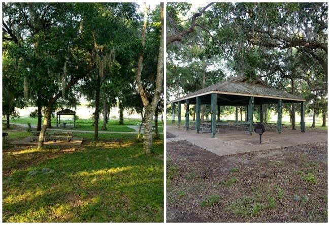 Picnic Pad and Picnic Pavilion