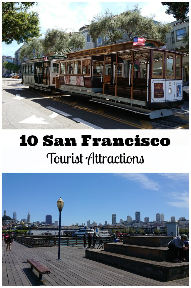 San Francisco Tourist Attractions