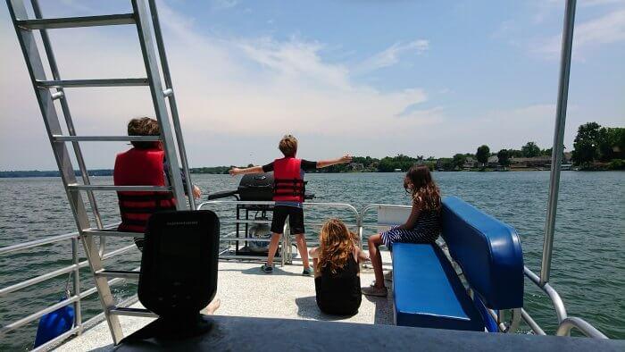 boat rentals nashville