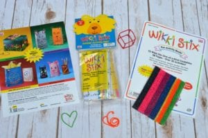 Wikki Stix Craft Activities For Kids Provide Creative, Engaged Fun