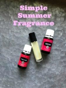 DIY Perfume With Essential Oils: Simple Summer Fragrance Recipe