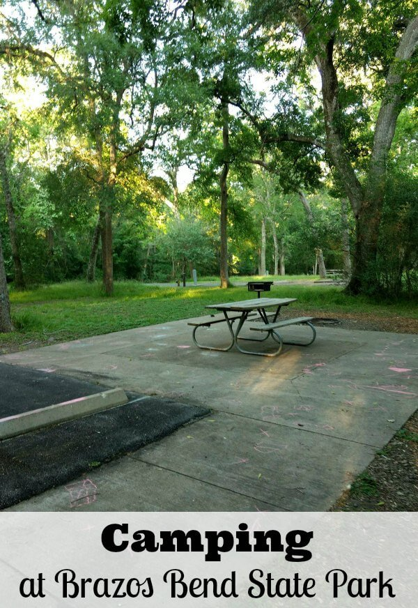 texas state parks camping