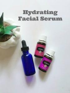 All Natural DIY Hydrating Facial Serum Recipe